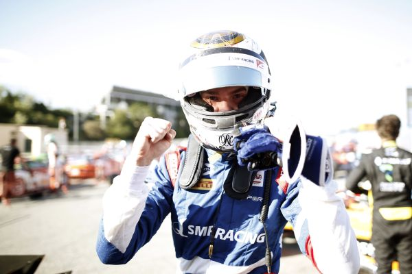 Shwartzman secures first ever F3 pole in Barcelona
