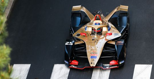 DS TECHEETAH to partner with EFACEC and APCER ...