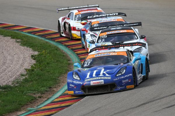 Sven Barth and returnee David Jahn will race for RWT Racing