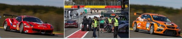 Bohemia Energy racing with Scuderia Praha takes Hankook 12H SPA pole