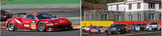 Hankook 12H SPA goes down to the wire for Bohemia Energy racing with Scuderia Praha
