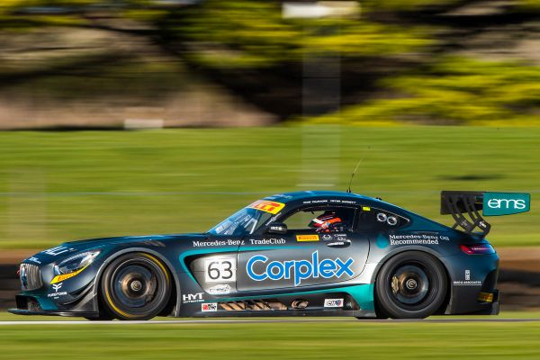Hackett looking for maiden title in 2019 in CAMS Australian GT Championship