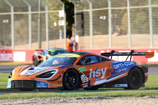 CAMS Australian GT drivers quotes after Melbourne race 1