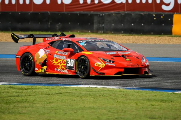 Lamborghini Super Trofeo Asia Sepang entry list and calendar 2019