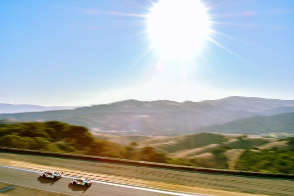 Audi Sport shoots for hat-trick in California