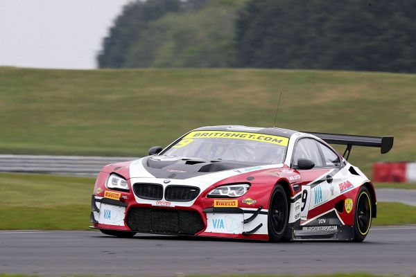 British GT Poles for Gamble, Thiim, Maxwell and Malvern at Snetterton - results