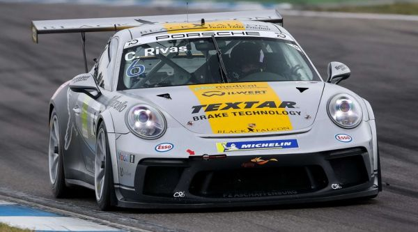 BLACK FALCON extends Porsche Carrera Cup activities