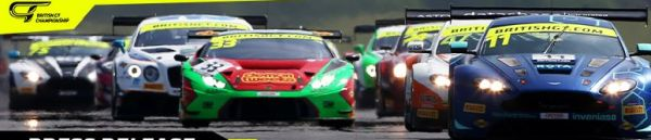British GT Championship GT3 and GT4 full-season entries