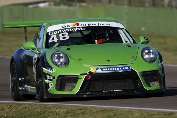 Sportscar switch for fast-rising American racer Jaden Conwright