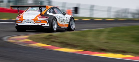 A day of glory for Porsche and the Porsche Carrera Cup Benelux