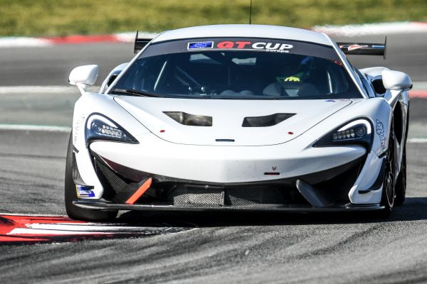 Curtain closes on GT Cup preseason testing with Pujeu on a high note