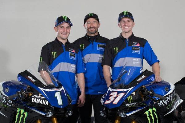 Beaubier and Gerloff Ready to Take on 2019 MotoAmerica Challenge