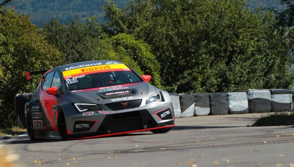 TCR goes hill climbing with a European series