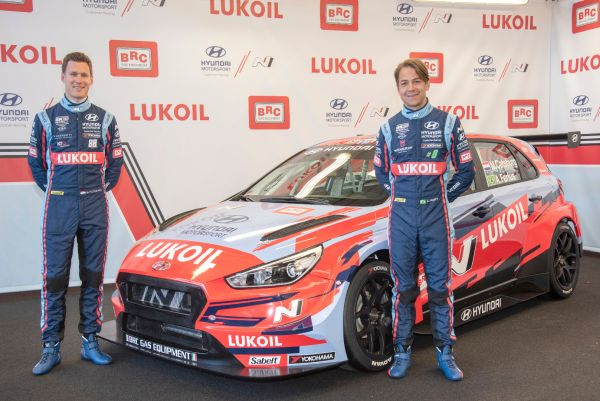 WTCR - BRC Racing launched its 2019 campaign