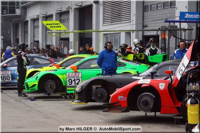 Breaking news- Krognes, Pittard, Yelloly winner of the 24h Nurburgring qualifying