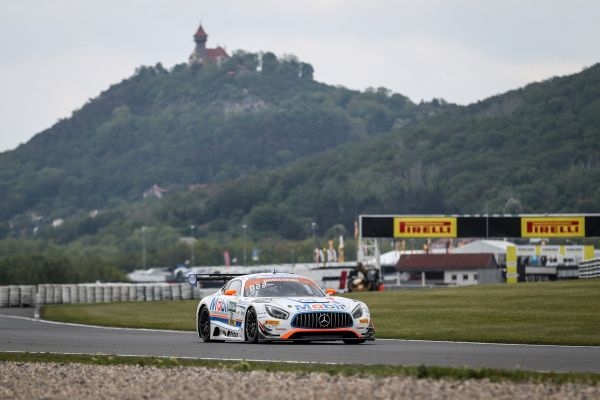 Mercedes-AMG gets Most weekend started with best time