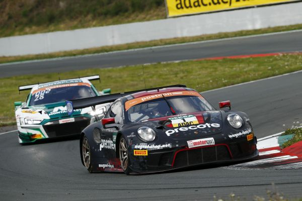 Curtain up on Round 2 of ADAC GT Masters at Most