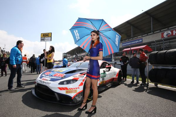 PROpeak Performance ADAC GT Masters #2 at Most preview