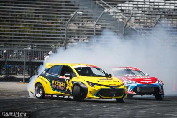 Formula Drift 2019 season kicks off this weekend