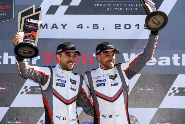 Porsche extends series lead with IMSA win and podium place at Mid-Ohio