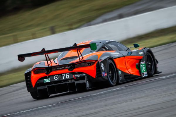 McLaren confirms multi-year deal with IMSA Sportscar Championship