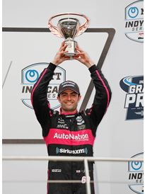 Jack Harvey Takes Third at Indianapolis for Meyer Shank Racing