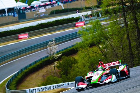 Patricio O'Ward Finishes 16th After Fueling Issue at Barber