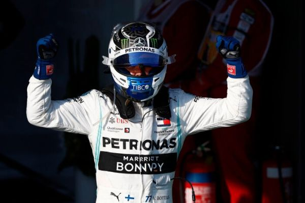Mercedes-AMG Petronas Motorsport start the 2019 F1 season with a 1-2 victory