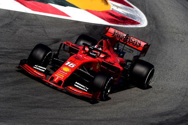 Scuderia Ferrari Barcelona test day 1 review
