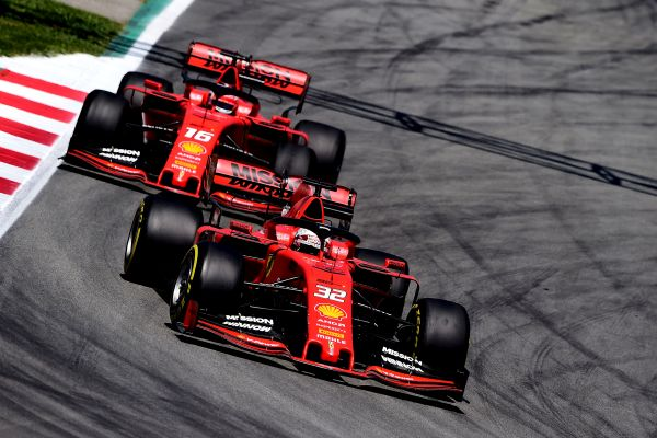 F1 Test Barcelona – Day 2: A further 247 laps for Scuderia Ferrari Mission Winnow