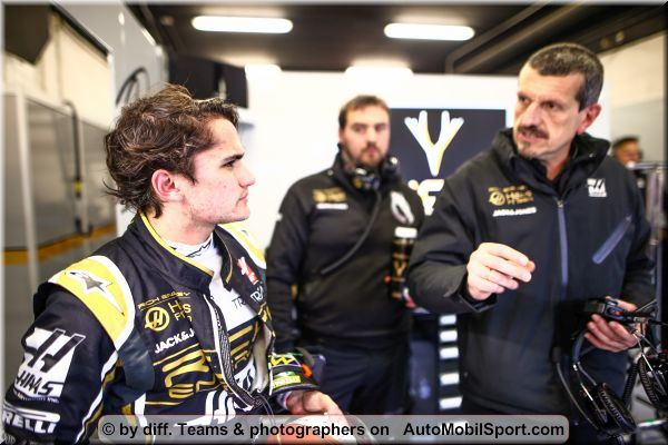 Rich Energy Haas F1 Barcelona test day 1 review