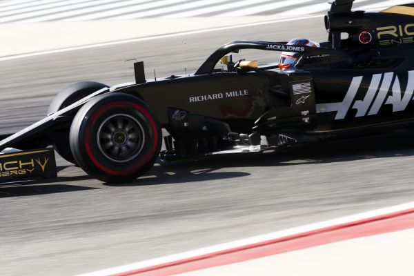 Rich Energy Haas F1 Chinese Grand-Prix preview