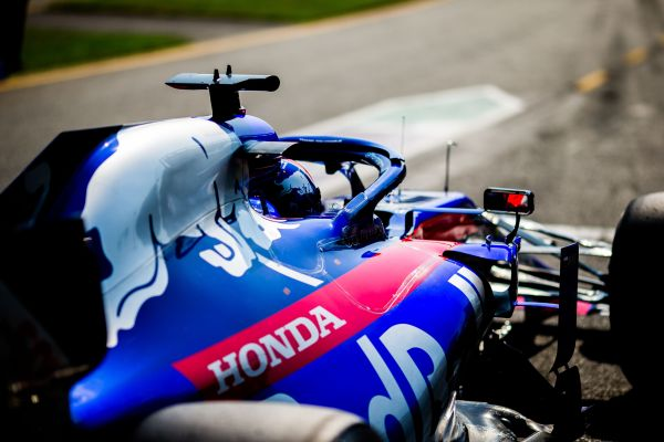 Honda F1 Chinese Grand-Prix preview