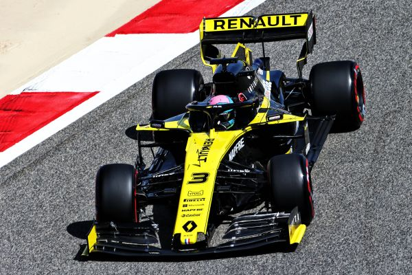 Renault F1 Team Chinese Grand-Prix preview