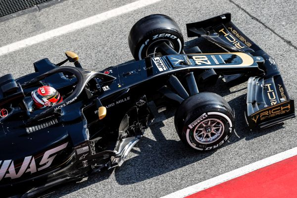 Rich Energy Haas F1 Barcelona test day 2 review