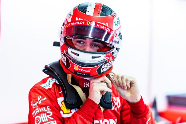 Charles Leclerc quotes ahead of Australian Grand-Prix