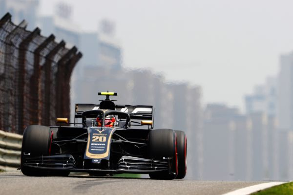 Rich Energy Haas F1 Team Hits Baku City Circuit Streets in Search of Points
