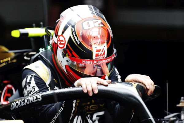 Kevin Magnussen quotes ahead of Azerbaijan Grand-Prix