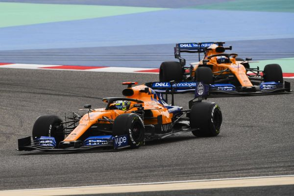McLaren F1 Bahrain test day 2 review