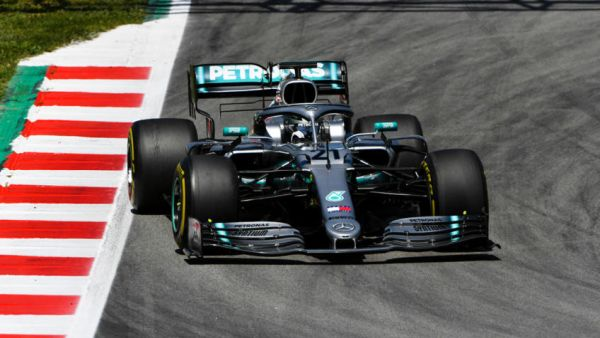 Mercedes AMG Petronas F1 Barcelona test 4 day 2 review