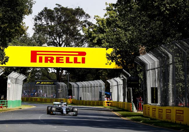 Pirelli F1 - What we learned from Australian FP1 and FP2