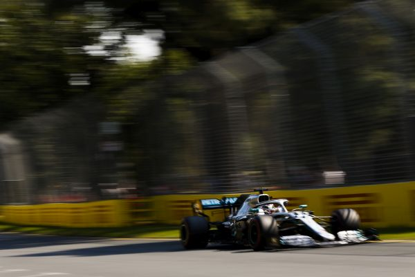 Possible race strategies for Australian Grand-Prix