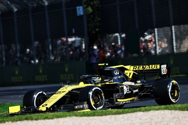Renault F1 Team Bahrain Grand-Prix preview