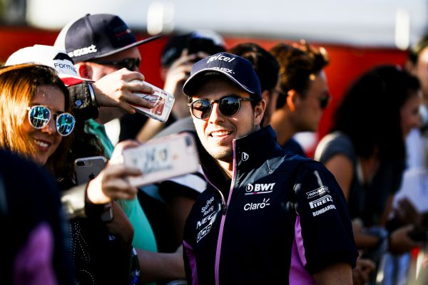 Sergio Perez quotes ahead of Chinese Grand-Prix