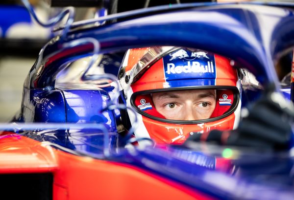 Daniil Kvyat quotes ahead of the Azerbaijan Grand-Prix
