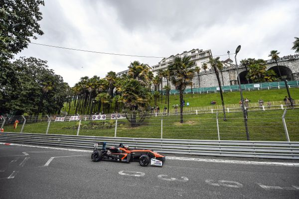 Rui Andrade claims fourth place finish in Pau