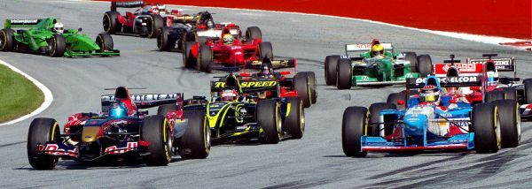The FIA International BOSS GP is the fastest race series in Europe for 25 years.