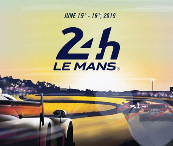 The official 60-strong start list for 24h Le Mans has changed - download here