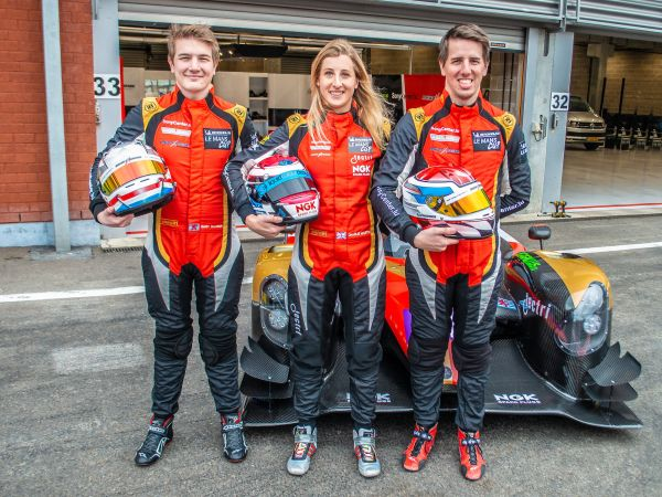 UPDATED - Top four finish for Racing Experience in Le Mans Cup debut