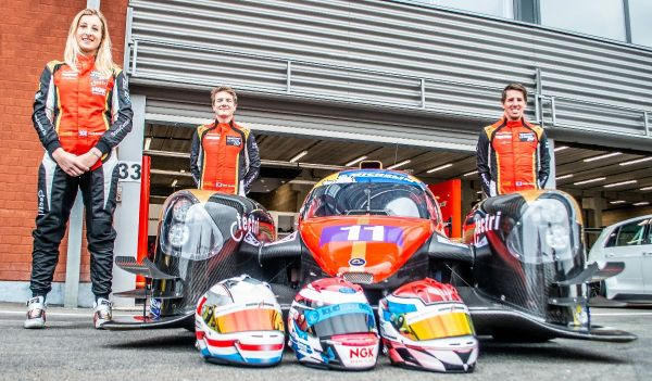 Racing Experience gears up for Le Mans Cup debut